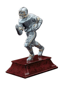 Football Elite Resin Figures