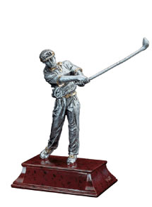 Golf Elite Resin Figures