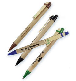 GR-RCP Recycled Clicker Pen