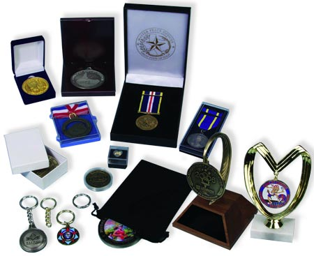 Accessories for Medals