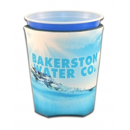 16oz Plastic Cup Sublimated Hugger GM-HGSS-16OZC