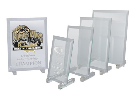 Classic Glass Awards (Rectangle)