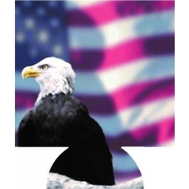 Bald Eagle Sublimated Hugger GM-HGFC-BE