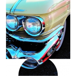 Classic Car Sublimated Hugger GM-HGFC-CCR