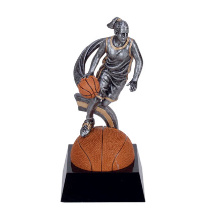 Basketball Female Motion Xtreme Figures