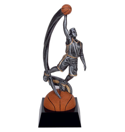 Basketball Male Motion Xtreme Figures